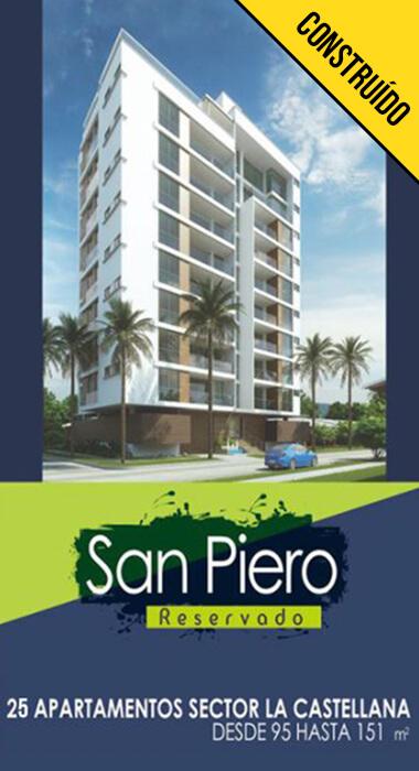 Apartamentos San Piero