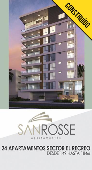 Apartamentos San Rosse