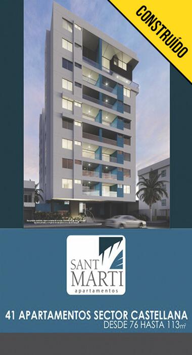 Apartamentos Sant Marti
